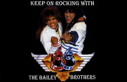 Bailey Brothers linking the world of Rock!